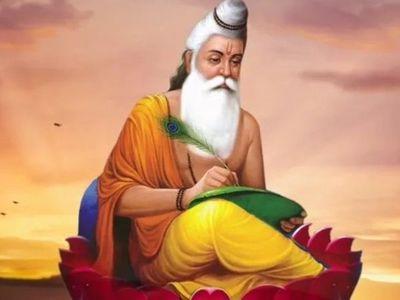 भारत का सबसे प्रथम कवि कौन थे?