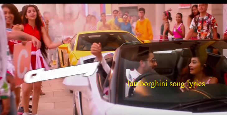 lamborghini song lyrics in hindi